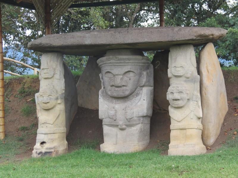 Excursión a San Agustín Huila