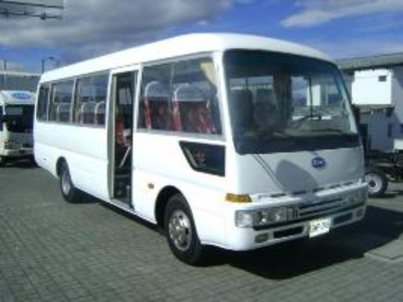 Terminales de transporte de buses - Hotel