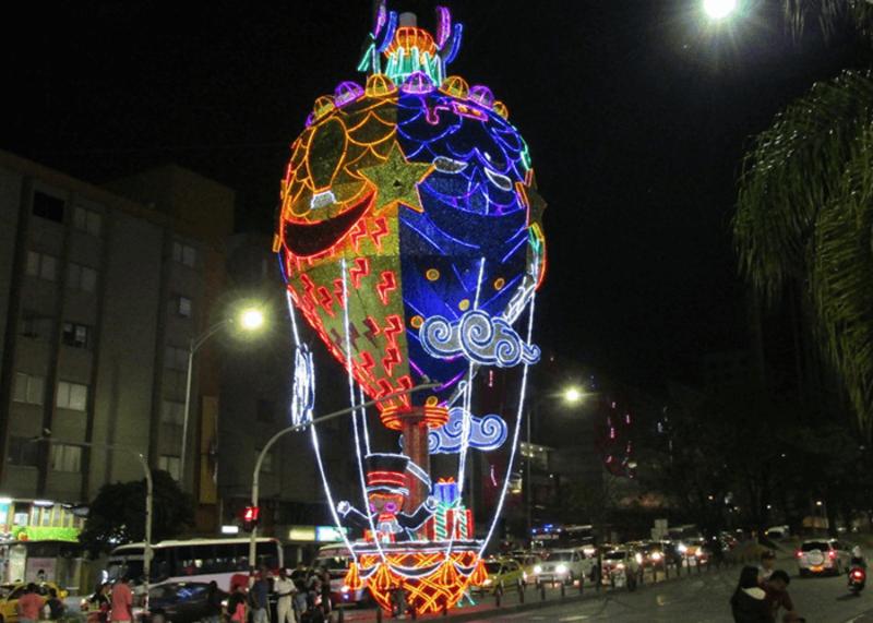 Tour Luces en Medellín (Privado)