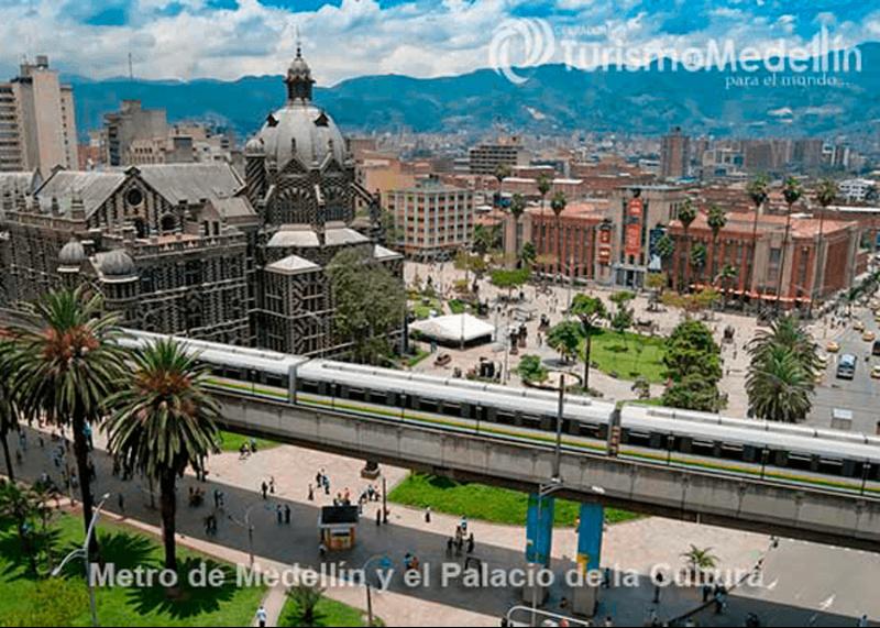 City Tour por Medellín Salidas Compartidas
