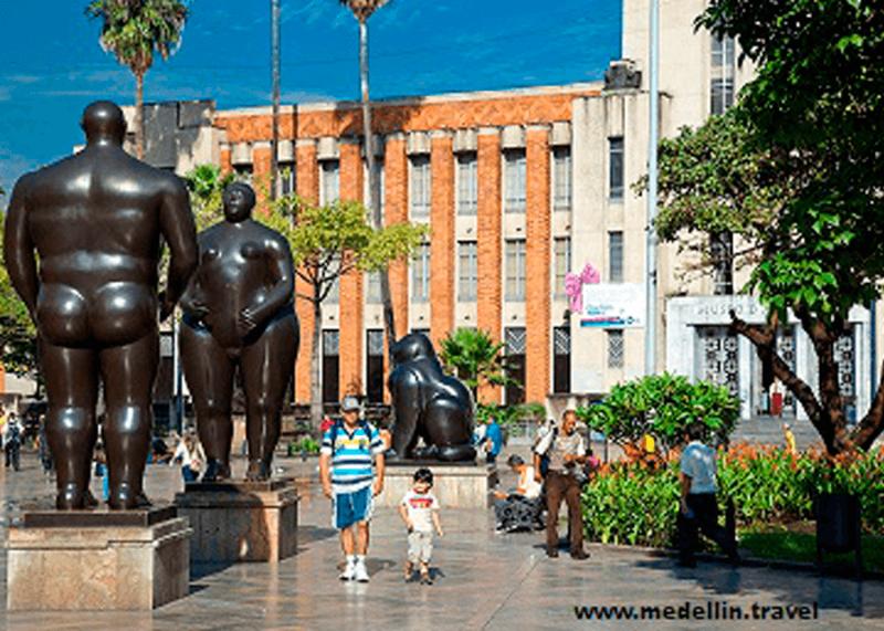 Tu fín de semana vívelo en Medellín.