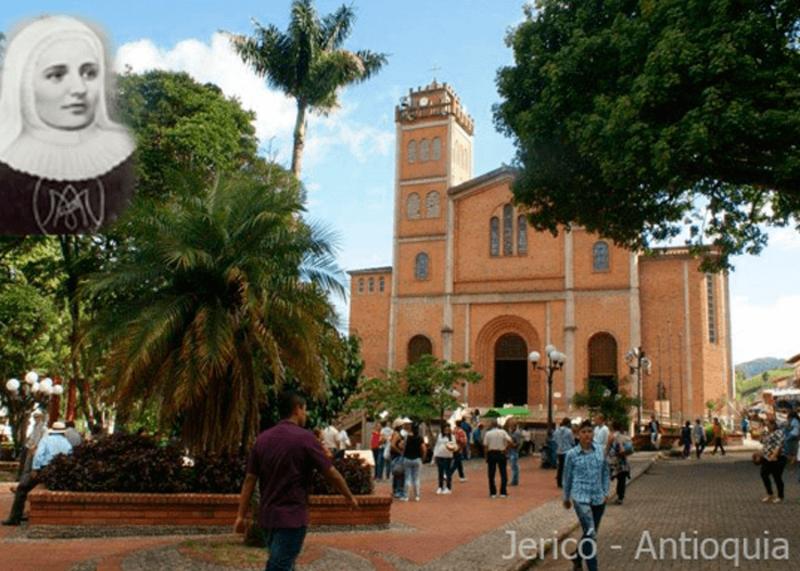 Tour Santa Laura, Jericó Antioquia.