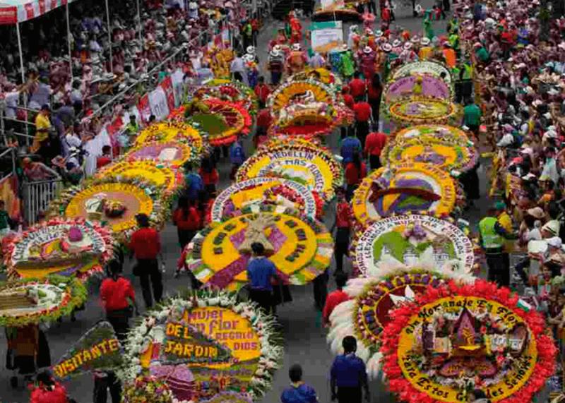 Boletos Desfile de Silleteros, Plan #1