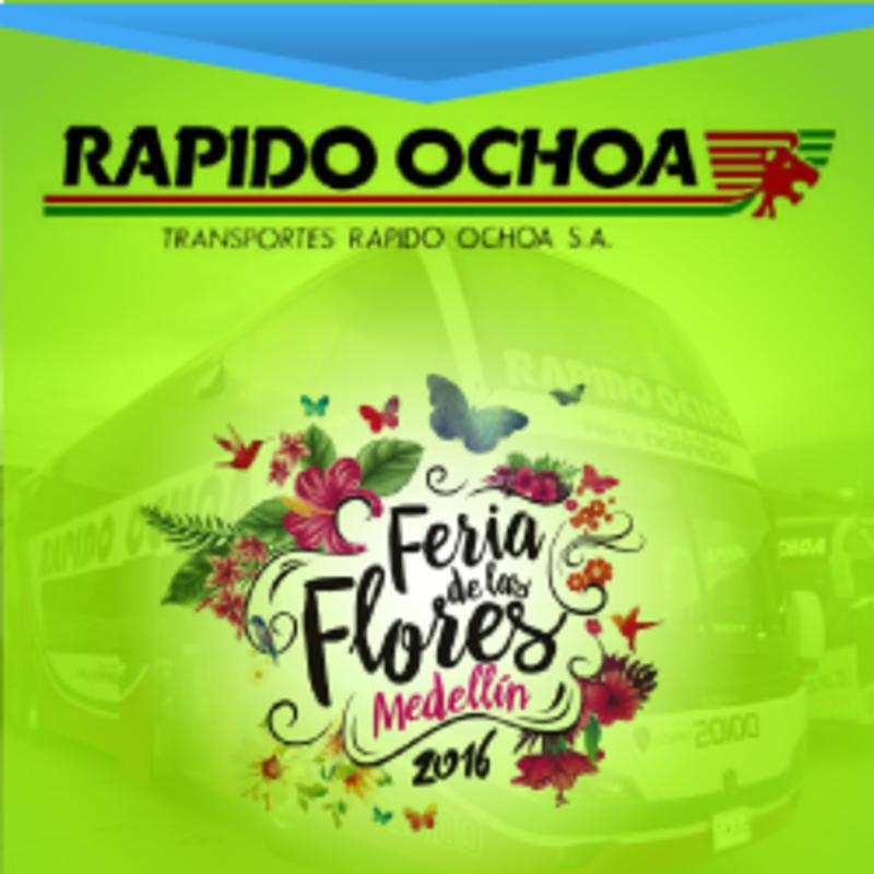 Plan con Rápido Ochoa desde Bogotá