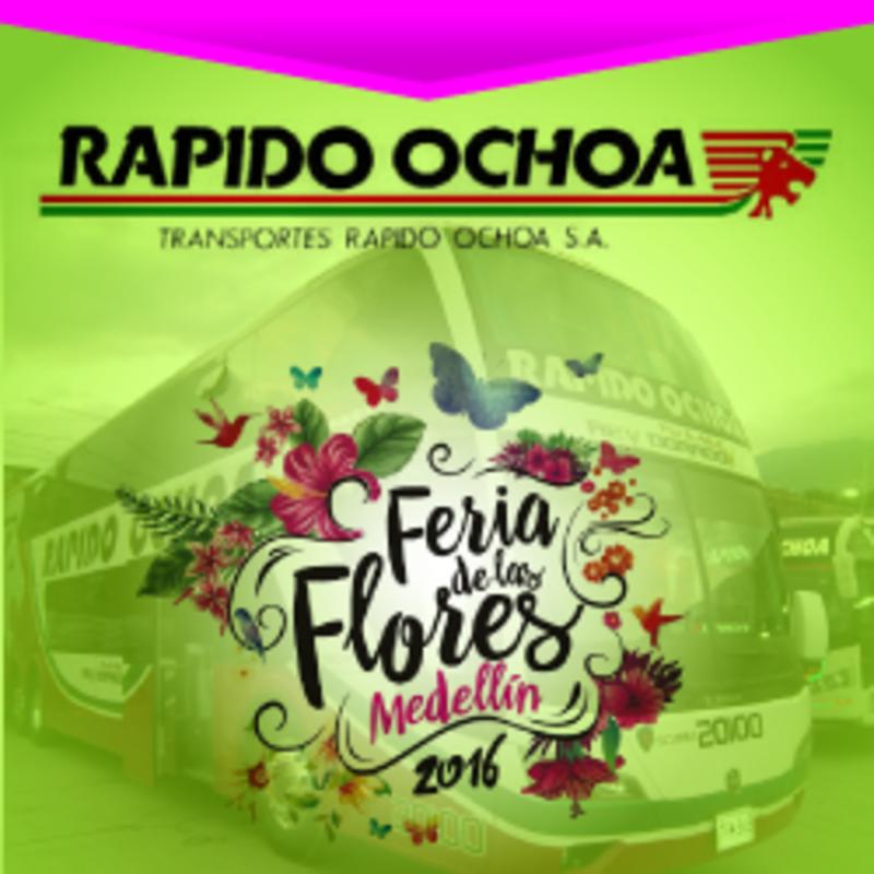 Plan con Rápido Ochoa desde Barranquilla