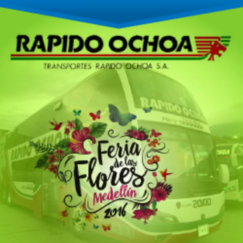 Plan con Rápido Ochoa desde Cartagena