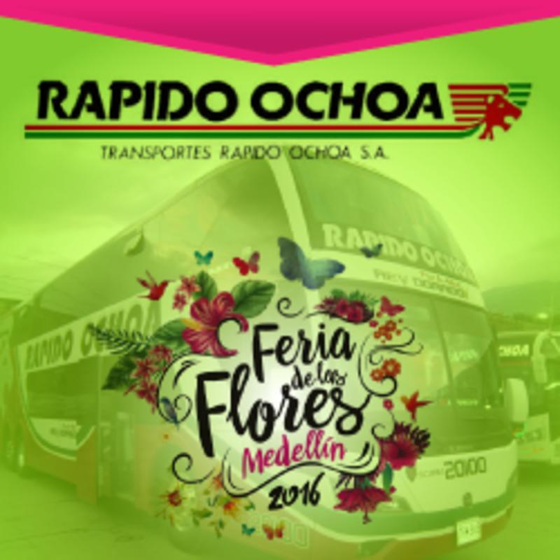Plan con Rápido Ochoa desde Santa Marta