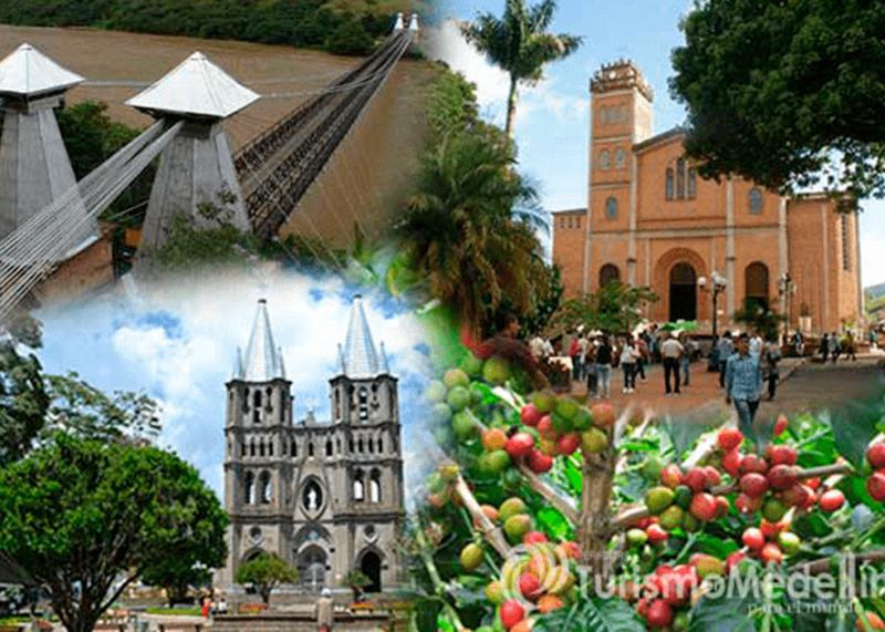 Tour Pueblos Patrimonio Antioquia
