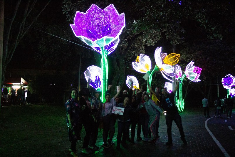 Tour Luces en Medellín (Compartido)