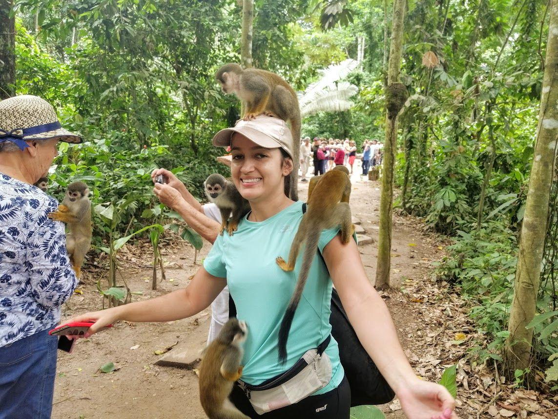 Excursiones al Amazonas